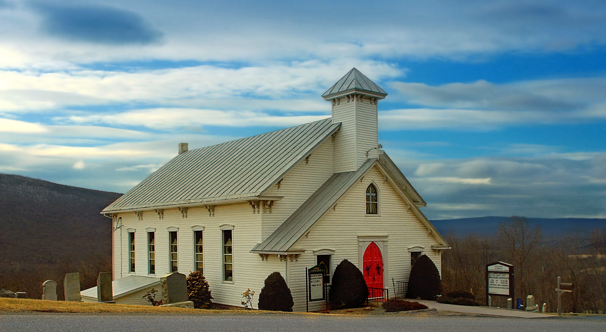 These pastors see rural America — and its churches — as a