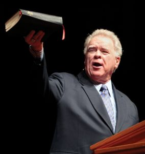 Paige Patterson apologizes for sermon illustration gone wrong